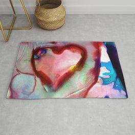 Heart Dreams 4H by Kathy Morton Stanion Rug