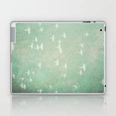 Flying at Dusk Laptop & iPad Skin