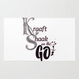Kraaft Shaak on the GO! Rug