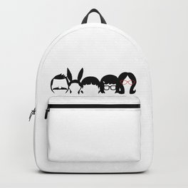 Bobs Burgers Family Backpack
