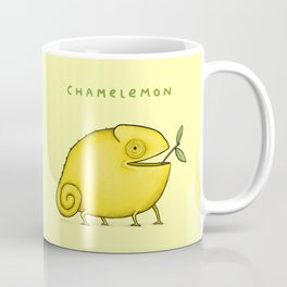Chamelemon Coffee Mug