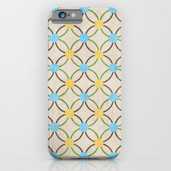English Country Pattern. iPhone & iPod Case