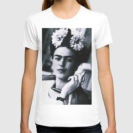 Frida Kahlo Smoke T-shirt