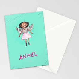 Appealing to your better angels Stationery Cards