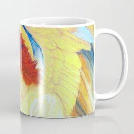 """Edward Burne-Jones """"An Angel Playing a Flageolet"""" (3) Coffee Mug"""