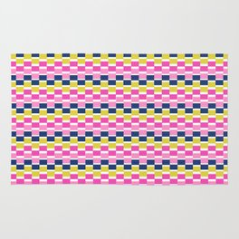 COLOURFUL BLOCKS Rug
