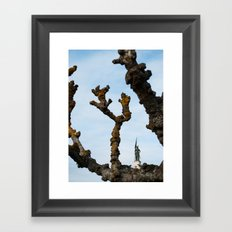 Wraughten Glory Framed Art Print