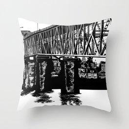 Manette Bridge Throw Pillow