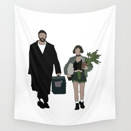Leon and Mathilda Wall Tapestry