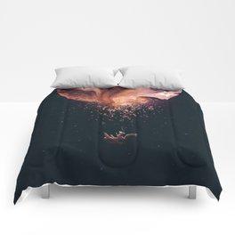 Edge of Infinity Comforters