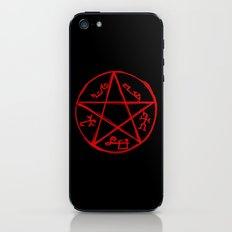 Devil's Trap - Supernatural iPhone & iPod Skin