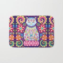Zen Cat Bath Mat