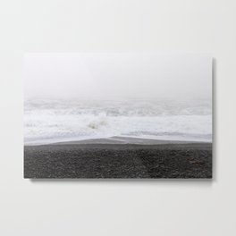 Along the Lost Coast Metal Print