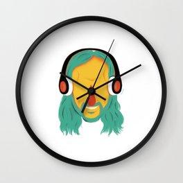 David! Wall Clock