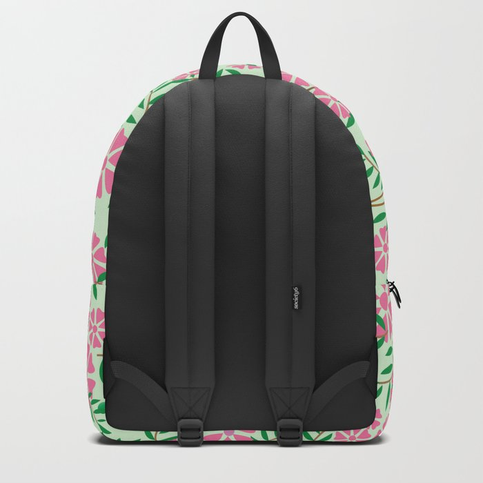 tas.flower Backpack