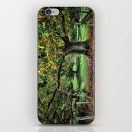 Underneath The Chestnut Tree iPhone Skin