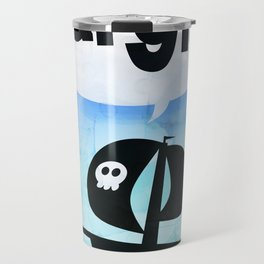 Pirates Travel Mug