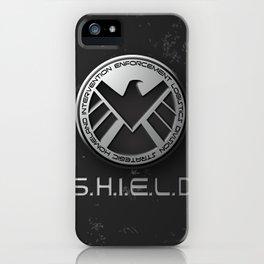 S.H.I.E.L.D iPhone Case