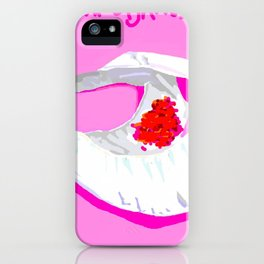 my knickers iPhone Case