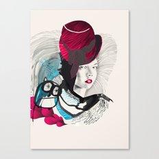 jokergirl Canvas Print