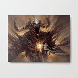 Heartseeker Metal Print