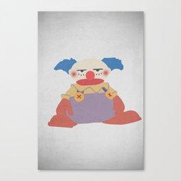 Chuckles Canvas Print