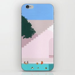 Greece Bliss iPhone Skin