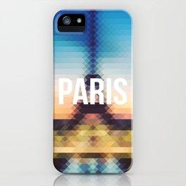Paris - Cityscape iPhone Case