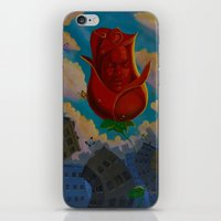 eternal sunshine iPhone & iPod Skins featuring Sunshine Eternal  by DemarDouglas