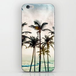 No Palm Trees iPhone Skin