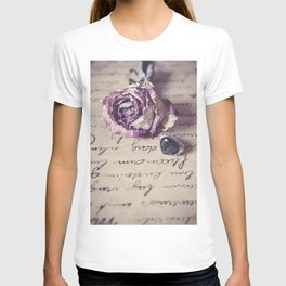 The way to your heart T-shirt