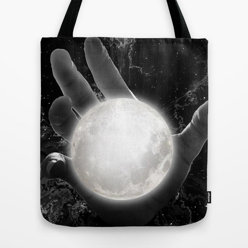 Hand Off Tote Bag by Radwhip TBG8258151