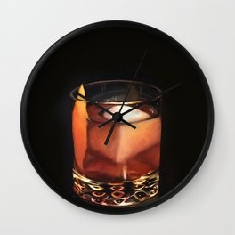 Call Me Old Fashioned Wall Clock