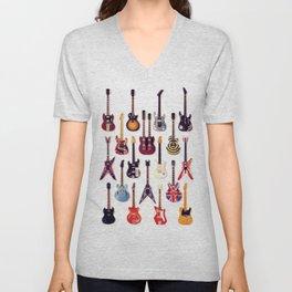 Guitar Life Unisex V-Neck
