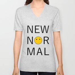 Voiceless: New Normal Unisex V-Neck