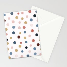 Ink Blots Stationery Cards