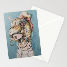 My Caged Heart Stationery Cards