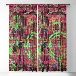 But What About King Lear? ... and His Jets? [Recombinant Series] Blackout Curtain