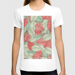 Let the Leaves Fall #12 T-shirt