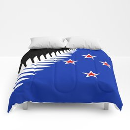 Proposed national flag design for New Zealand Comforters