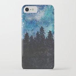 A Galaxy sky iPhone Case