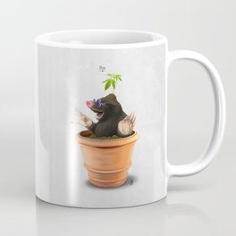 Pot Coffee Mug