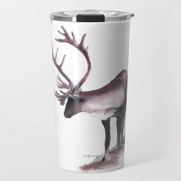 Lone Caribou Travel Mug
