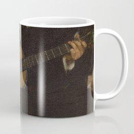 Lorenzo Pagans and Auguste de Gas Coffee Mug