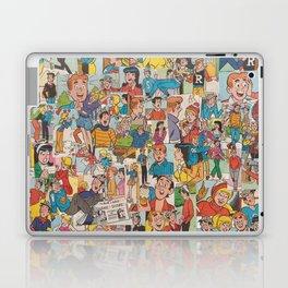 Archie Comics Collage #2 Laptop & iPad Skin