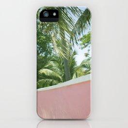 Bahama Pink iPhone Case