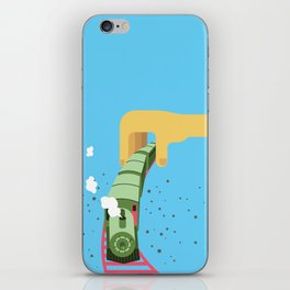 My choo choo train iPhone Skin