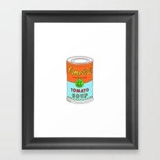 Warhol Framed Art Print
