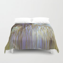Icy Blast Duvet Cover