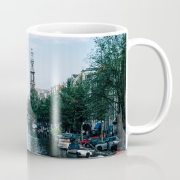 Down the Canal Coffee Mug
